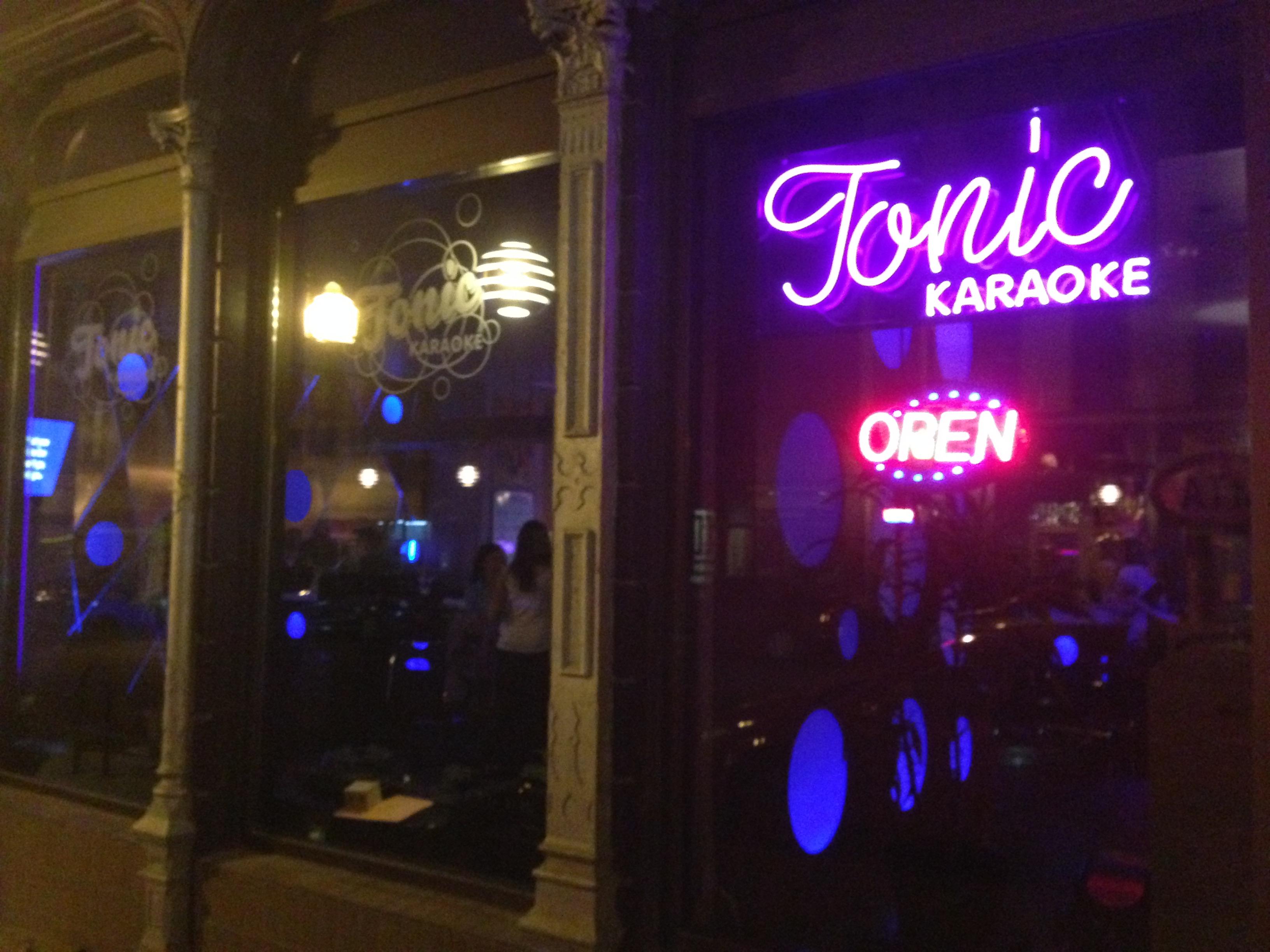 Tonic Karaoke